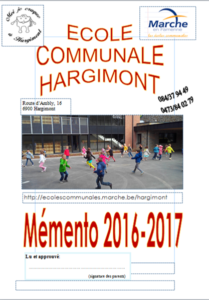 memento 2016-2017